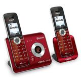 Teléfono Inalámbrico Vtech Conectar A Cell Ds6421 26