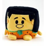 Peluche De Cubo Kawaii Cubes Pedro Picapiedra