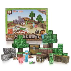 Juguete Lego Personajes Y Bloques De Minecraft Para Armar