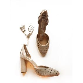 Zapato Sandalia Tommy Hilfiger T37/7 Usa Original
