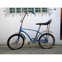 Antigua Bicicleta Banana Nsu Alemana Rodada 20 Restaurada