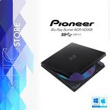 Quemador Blu-ray Externo Pioneer Usb 3.0 (bdr-xd05b) (nuevo)