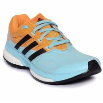 Tênis Adidas Response Boost Techfit 23 Running Novo 1magnus