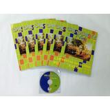 Coleção Uni-duni-tê - 1º Ciclo - 6 Volumes - Mais 1 Cd