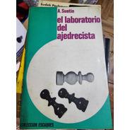 Libro Ajedrez - El Laboratorio Del Ajedrecista - Suetin