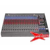 Consola Mixer Peavey 24fx 24 Canales - Garantia