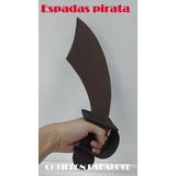 Souvenir 10 Espadas Pirata Jake Garfio Peter Pan Cotillon