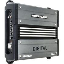Módulo Amplificador Digital Hd 2800 Hurricane 2800 Wrms