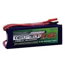 Bateria Life 2s 6,6v 1450mah Receptor