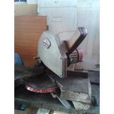 Maquina Ind De Carpintería Trozadora De 1.5 Hp. Trifasica