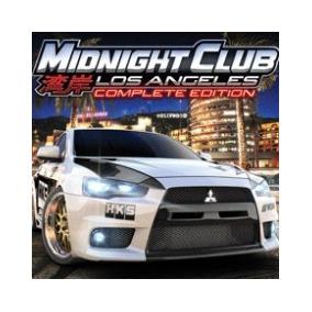 Ps3 Midnight Club Los Angeles Complete Edition Pronta Entreg