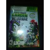 Xbox 360, Juego Plants Vs Zombies Garden Warfare