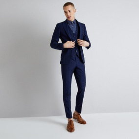 Terno Slim Fit 3 Cores - Destaque