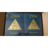 The Legend Of Zelda Encyclopedia, Pasta Dura Con Envio Incl.