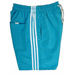 Kit 8 Bermuda Short Tactel Masculino