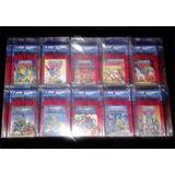 Lote 10 Cajas Exhibidoras Para Figuras He-man Vintage 80s