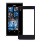 Nokia Repuesto Panel Tactil Para Lumia 800 Pantalla Frontal