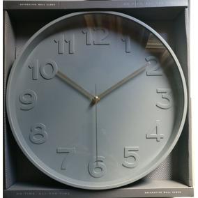 Reloj Decorativo De Pared Storehouse Home