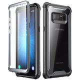 Carcasa I-blason Ares Full-body Rugged Galaxy Note 8 Negro