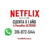 Tarjetas Cuentas N-e-t-f-l-i-x 4 Screen Free Shiping Renovab