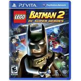 Lego Batman 2: Dc Super Heroes - Playstation Vita - Edición