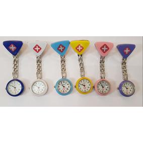 Reloj Colgante Enfermera Medico Metalicos Varios Modelos