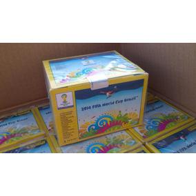 Caja De Estampas Mundial Brasil 2014 Panini Sku 5000
