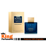 Perfume Antonio Banderas King Of Seduction X100ml