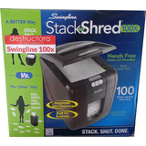 Destructora Swingline Automatica Stack Shred 100x *nueva*