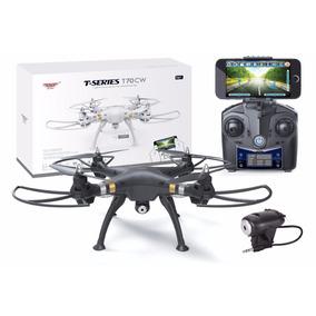 Drone T-70 Cw Semiprofesional Con Cámara Wifi Movil Y Envio