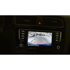 Cámara De Reversa Golf Mk7