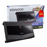 Amplificador Clase D Kenwood Kac-9106d 2000 Watts 1 Canal
