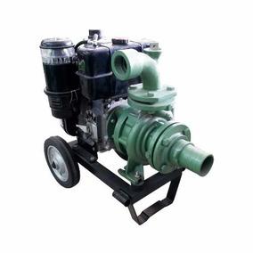 Equipo De Riego Agricola R.cent. Diesel 10hp 3 X2 A. Elec
