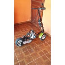 Walkmachine Completo Com Motor 75cc Leia Anúncio