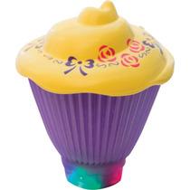 Boneca Cupcake Supresa C/luz Estrela