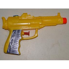 16 Cm Arma De Agua Modelo Pistola Revolver