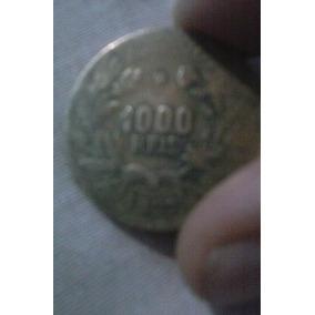 Moeda De 1000 Reis De 1927