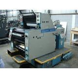 Máquina Roland 200, 4 Oficios