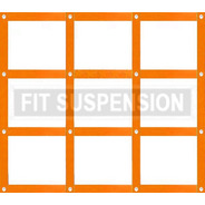 Quadrado Para Coordenação Motora Agilidade Pliometria