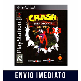 Crash Bandicoot Collection 1,2 & 3 Ps3 Psn
