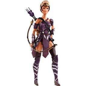 Boneca Barbie Collector Mulher Maravilha - Antiope