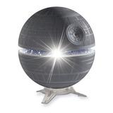 Luminária Planetário Star Wars Estrela Morte Fx Light