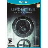 Resident Evil Revelations Para Wii U ¡nuevo Sellado!