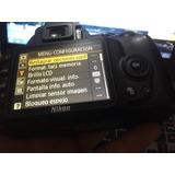 Nikon D3000 Con Lente Quantaray 28-105mm F/3.8-5.4