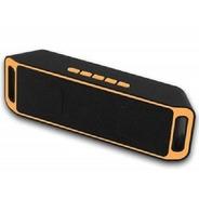 Parlante Bluetooth Tecno Megabass Portátil