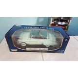 Auto Clasico Chevy Bel Air 1950 Escala 1/18 De Colletion Mot