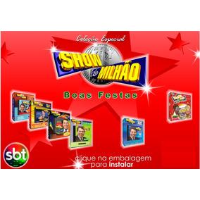 Jogo Do Show Do Milhão Coleção Especial (7 Em 1) Pc