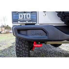Defensa Trasera Jeep Wrangler 10 Aniversario Rubicon Sahar