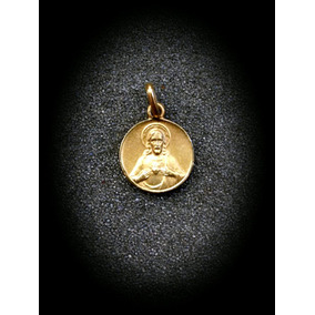 Medalla Del Sagrado Corazón De Jesús