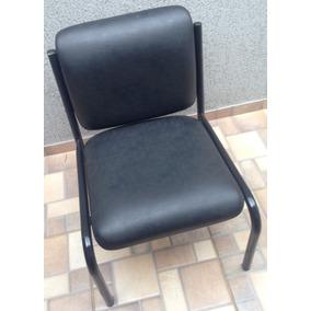 Cadeira Poltrona Para Sala De Espera